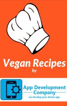 Vegan Recipes poster