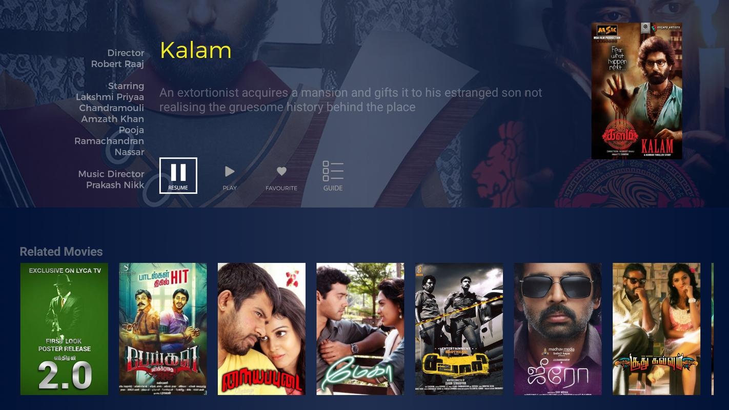 Lyca Tv Pro Apk Download Free Entertainment App For