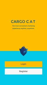 Cargo Cat poster