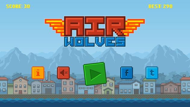 Air Wolves screenshot 3