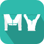 BookMyWash - laundry services icon