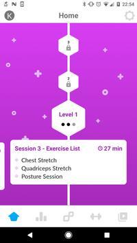 Backbone Smart Posture poster