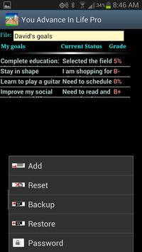 You Advance in Life Pro screenshot 5