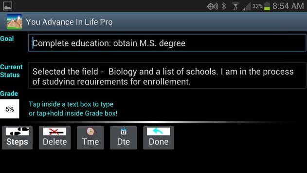 You Advance in Life Pro screenshot 1