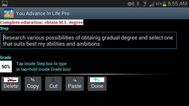 You Advance in Life Pro screenshot 3