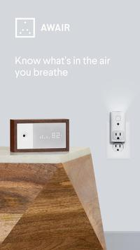 Awair - Know What's In Your Air poster