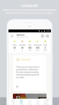 Awair - Know What's In Your Air apk screenshot