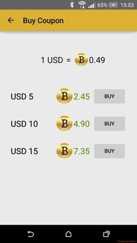 Bigcoin Wallet screenshot 1