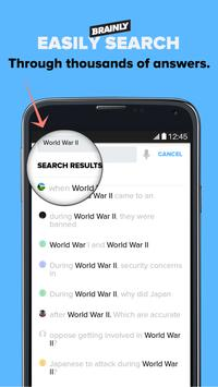 Brainly - World's Largest Learning App apk screenshot