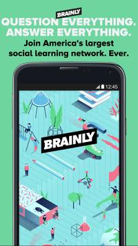 Brainly - World's Largest Learning App poster