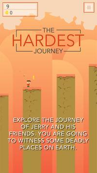 The Hardest Journey poster