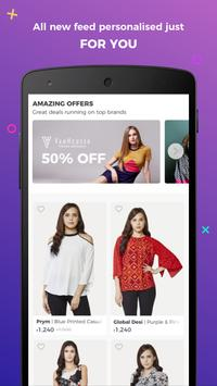 Fynd - Online Shopping App poster