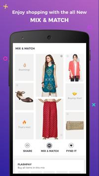 Fynd - Online Shopping App apk imagem de tela