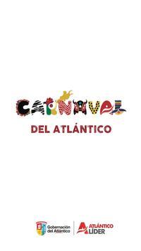 Carnaval Del Atlántico poster