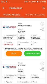 GoCARGO Empresas screenshot 1