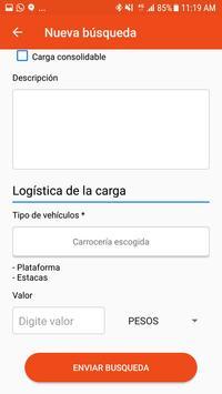 GoCARGO Empresas screenshot 2