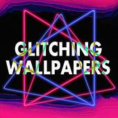 Glitching wallpapers icon