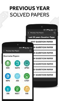 नं० 1 परीक्षा तैयारी ऐप: रेलवे, बैंक, एसएससी,सीटेट स्क्रीनशॉट 2