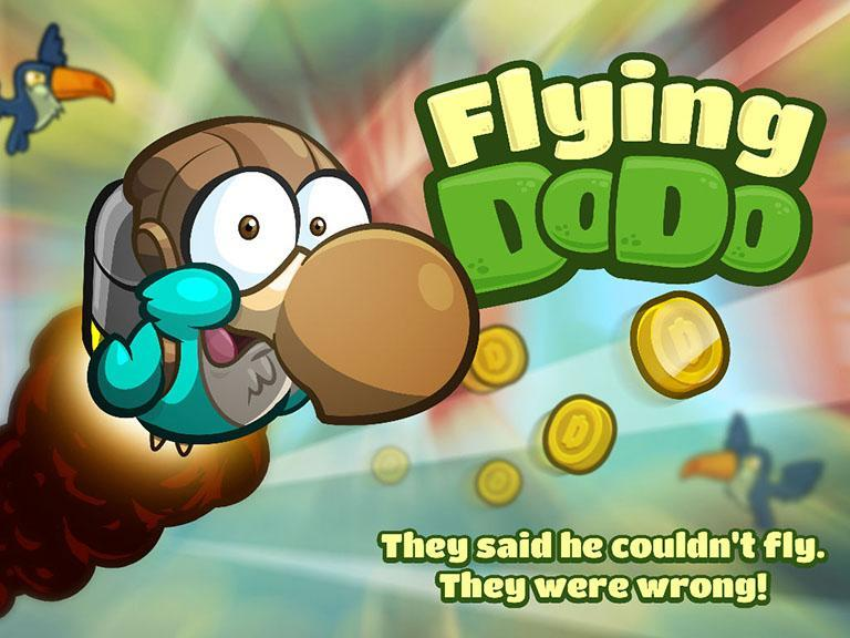 Flying Dodo Wilbur S Fun Ride For Android Apk Download