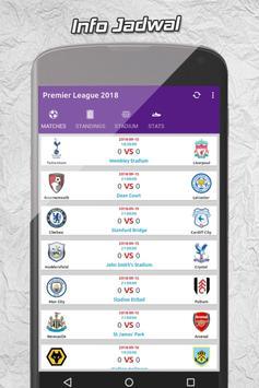 Jadwal liga inggris 2018 2019 para android apk baixar jadwal liga inggris 2018 2019 imagem de tela 6 stopboris Image collections