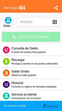 Recarga464 apk screenshot