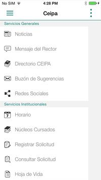 Ceipa apk screenshot