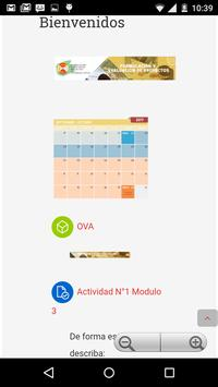 Moodle - CEMIL apk screenshot