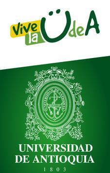 Vive la UdeA poster