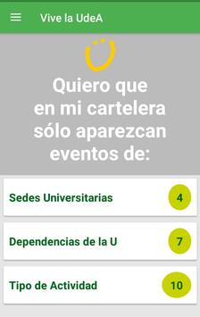 Vive la UdeA apk screenshot