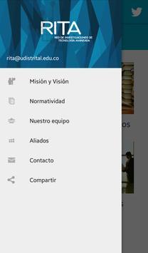 RITA UD screenshot 1
