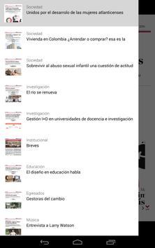 Informativo UnNorte apk screenshot