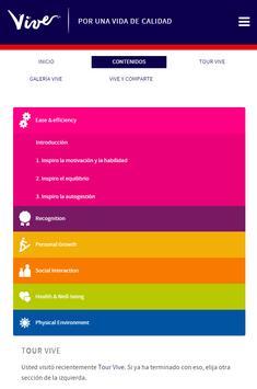 Sodexo Vive App poster