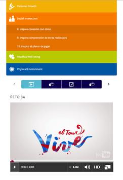 Sodexo Vive App screenshot 1