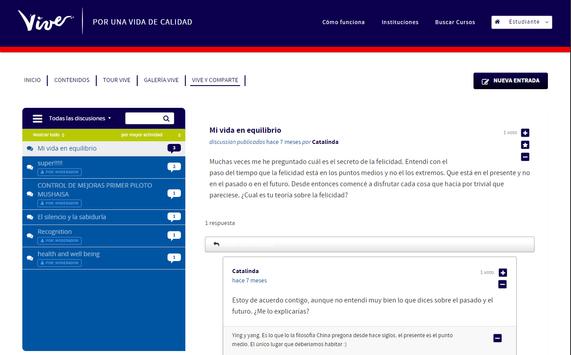 Sodexo Vive App screenshot 4