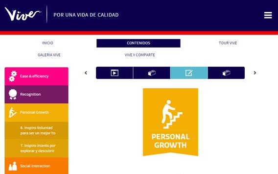 Sodexo Vive App screenshot 5