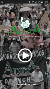 ADIDA poster