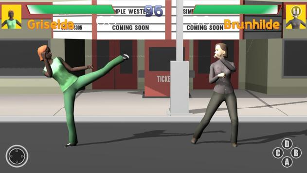 Deadly Wifes : Fighting Game screenshot 5