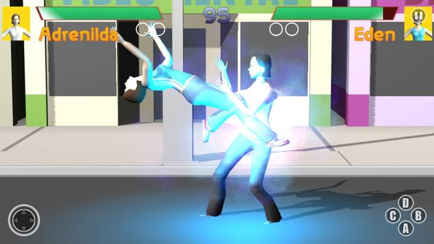 Deadly Wifes : Fighting Game screenshot 6
