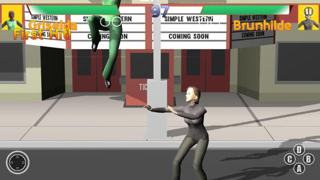 Deadly Wifes : Fighting Game screenshot 7