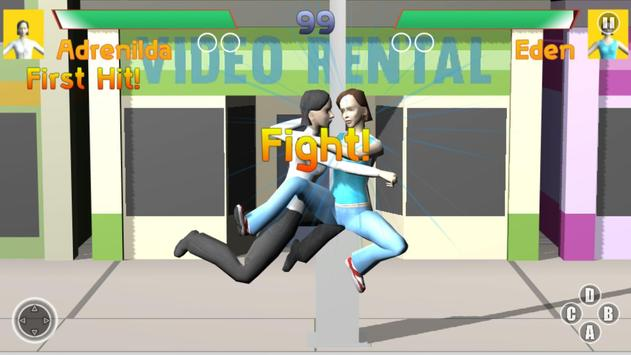 Deadly Wifes : Fighting Game screenshot 1
