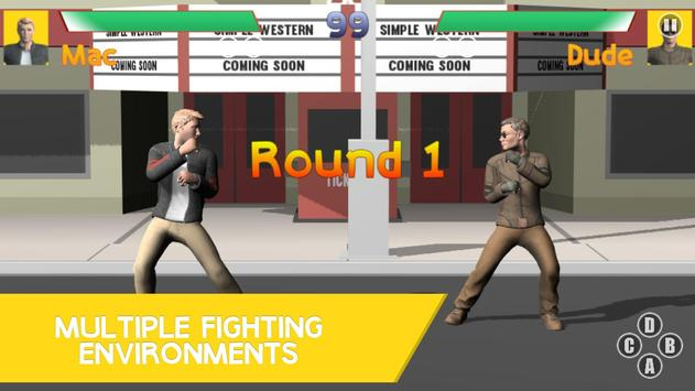 Deadly Streets : Fighting Game apk screenshot