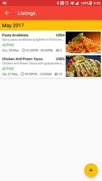 FoodNextDoor screenshot 3