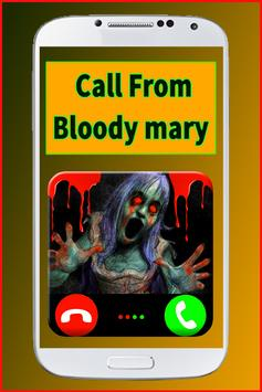 Calling From Bloody Mary poster
