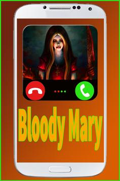 Bloody Mary Calling you poster