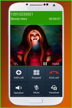 Bloody Mary Calling you apk screenshot