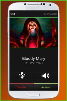 Bloody Mary Calling you screenshot 4