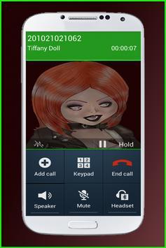 Call From Tiffany Doll screenshot 5