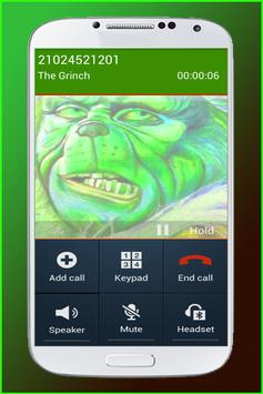 Call From The Grinch apk screenshot