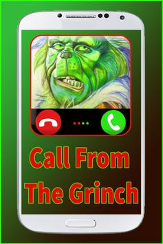 Call From The Grinch poster