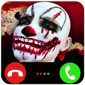 Call Prank From Stalker Clowns icon